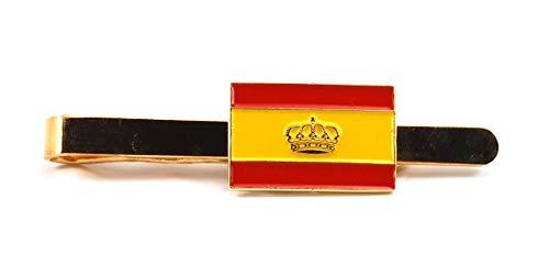 Gemelolandia   Pasador de Corbata Bandera de España Naútica   Pisa Corbatas...