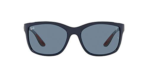 Ray-Ban 0RB8356M Gafas, BLUE, 61 Unisex Adulto
