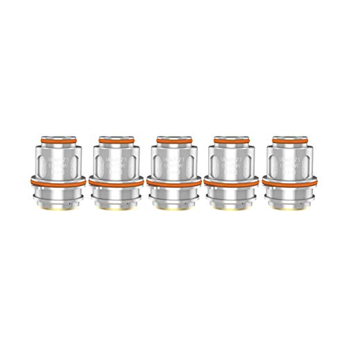 GeekVape Zeus Sub-Ohm Coils (5er Pack) Verdamferköpfe Widerstand 0,2Ohm