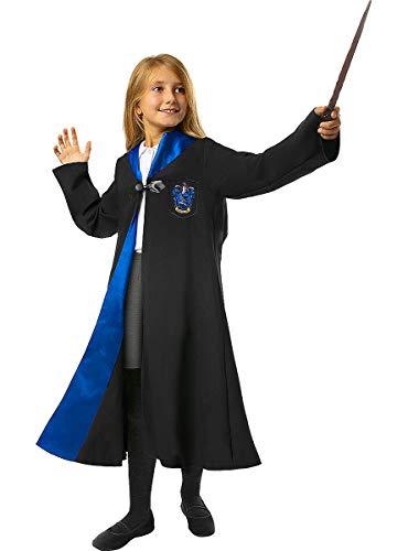 Funidelia | Disfraz Ravenclaw Harry Potter Oficial para niño y niña Talla 5-6 años  Hogwarts, Magos, Películas & Series - Multicolor