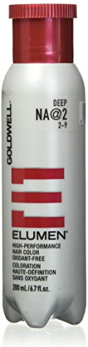 Goldwell Elumen Deep Haarfarbe 2 NA, 1er Pack, (1x 200 ml)