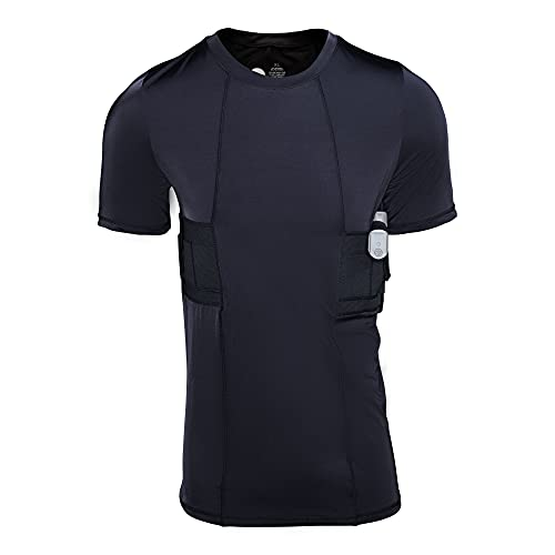 GrayStone Holster Shirt Concealed Carry Clothing for Men...