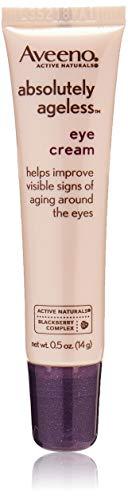 Aveeno Absolutely Ageless Eye Cream 0.5oz (5 Pack)