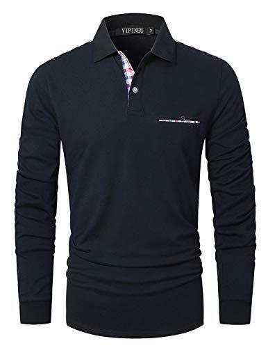 Kustom Kit de contraste Col et patte de boutonnage Polo Shirt-Adulte Top S M L XL 2XL