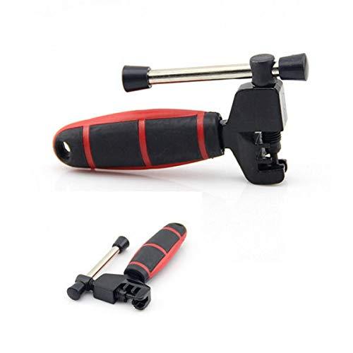 MTB y kits de herramienta BicycleRepair Enlace del interruptor Splitter Extractor Tool Kit premium ciclo de calidad for bicicleta Cadena removedor del Pin Herramientas de reparación de la bici Kit mul