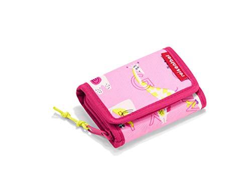 wallet S kids 11,5 x 7,5 x 2 cm pink