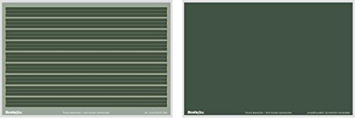 Brunnen 104020081 Scolaflex Tafel B1A (26,5 x 18 cm)