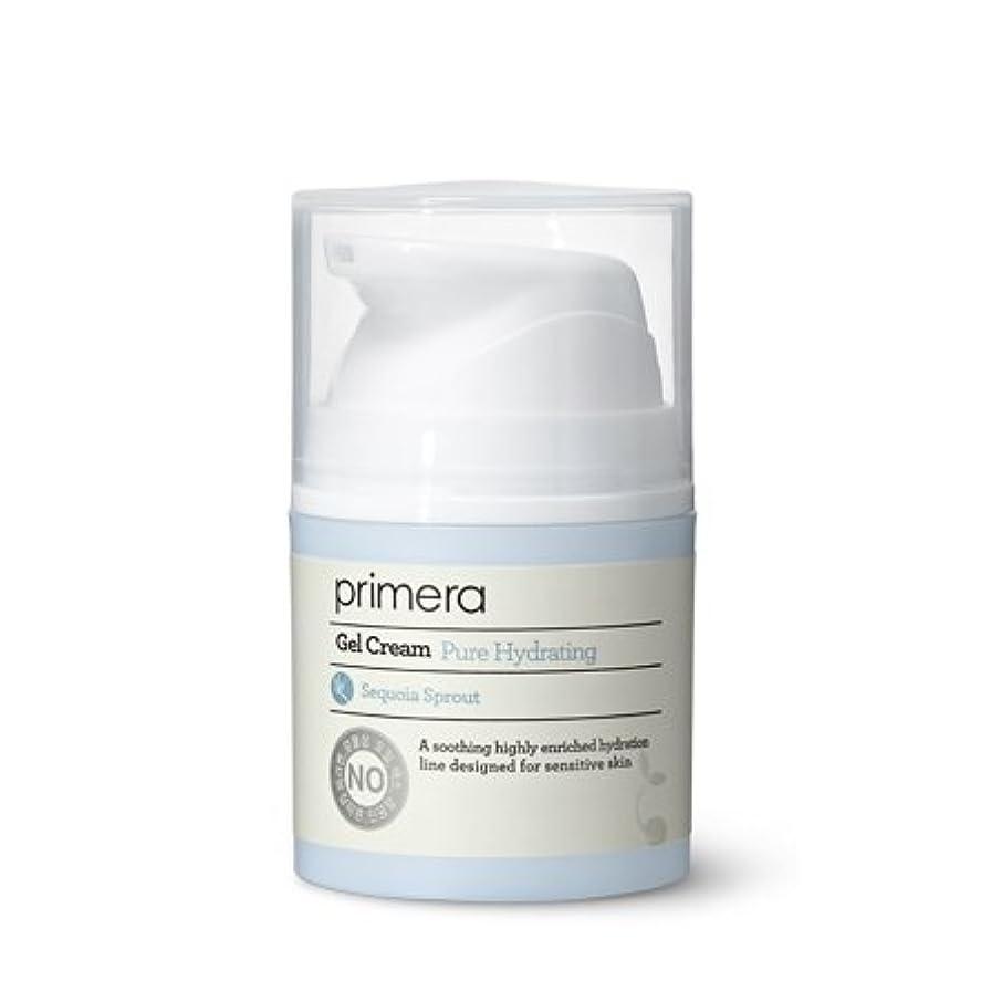 簡略化するクモ時々時々PRIMERA プリメラ ピュア ハイドレイティング ジェルクリーム(Pure Hydrating Gel Cream)30ml