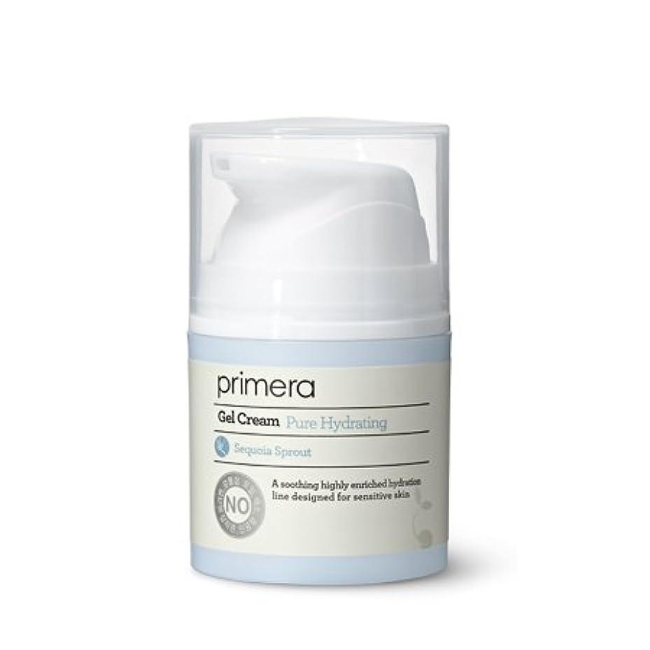 最適緩やかな棚PRIMERA プリメラ ピュア ハイドレイティング ジェルクリーム(Pure Hydrating Gel Cream)30ml
