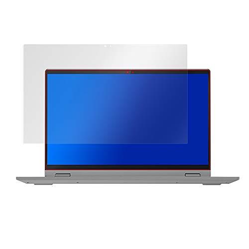 ミヤビックス Lenovo IdeaPad Flex 550i (15) 用 PET製フィルム 強化ガラス同等の硬度 高硬度9H素材採用 用 日本製 反射防止液晶保護フィルム OverLay Plus 9H O9HLIDEAPADFLEX550I/1
