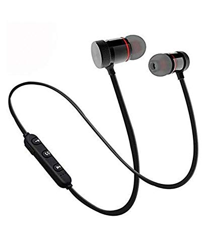 MARVIK Wireless Bluetooth Headphone for Sports Stereo Jogger, Running, Gyming Compatible with All Devices 1