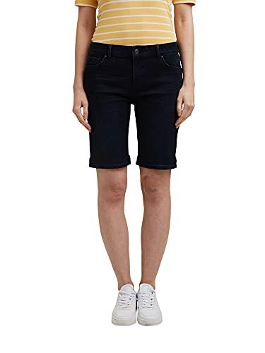 ESPRIT Damen 991EE1C304 Jeans-Shorts, 900/BLUE Rinse, 30