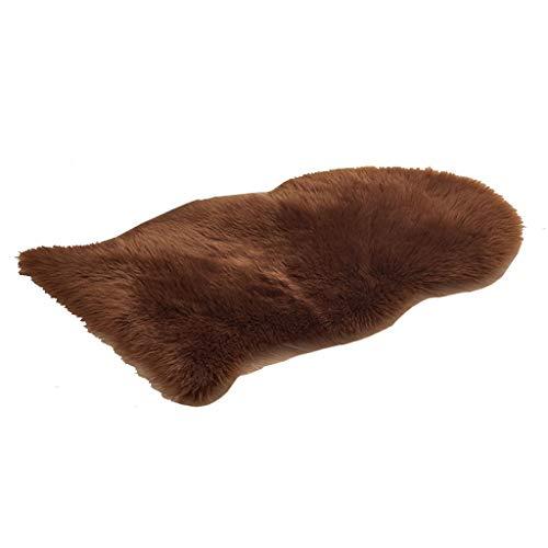 Fantastic Deal! CarPet in The Living Room for Fluffy (mats) for Children/Kindergarten (Color : Brown...