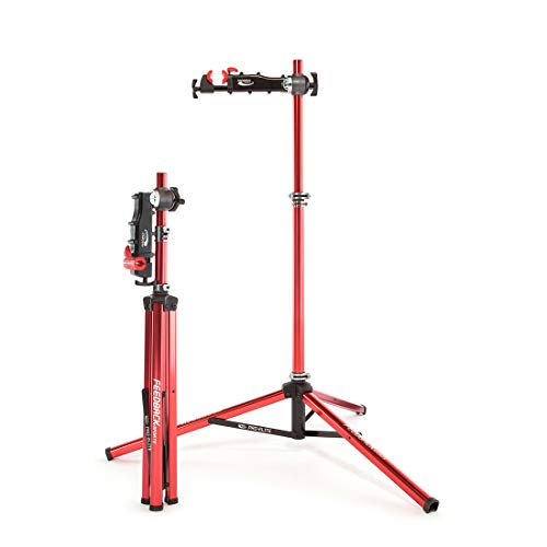 Feedback Sports Pro-Elite Repair Bike Stand (Red)