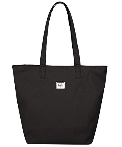 Herschel Mica Tote Bag, Black, One Size