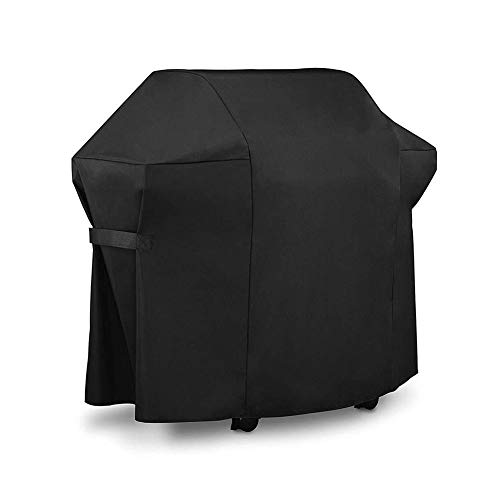 YMYP08 BBQ Cover 600D Oxford Doek Heavy Duty Gas Grill Stove Cover Verstelbare Jaar-round Waterdichte Duurzame Opslag Cover