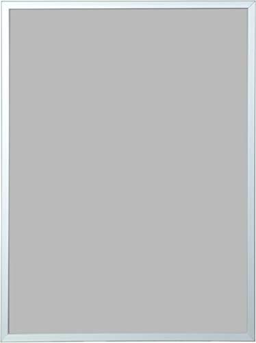 Frame voor tentoonstelling, 40 x 50 cm, geanodiseerd aluminium