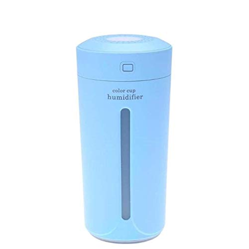 Geen logo SHENNJRR Ultrasone Luchtbevochtiger Fumigatie USB Ouderen Kinderen Zwangere Vrouwen kunnen gebruik maken van etherische olie Diffuser