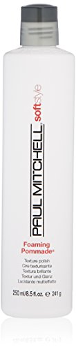 Foaming Pomade Unisex Pomade by Paul Mitchell, 8.5 Ounce