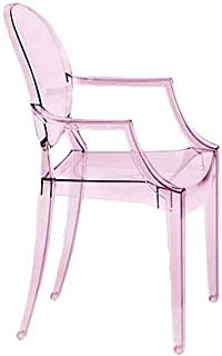 Kartell カルテル LOU LOU GHOST ルールーゴースト キッズ用チェア/クリアピンク LLOU-2852-Y2 子供イス