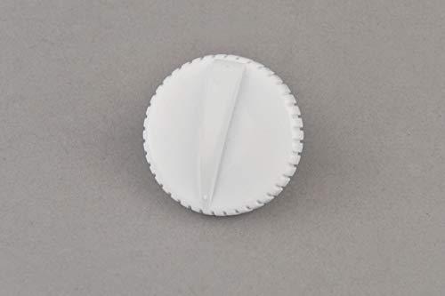 Knebel Drehknopf Knopf für Thermostat Warmwasserboiler Warmwasserspeicher 233-14204