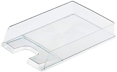 Esselte Europost 623603 - Vaschetta portacorrispondenza, trasparente, 10 pezzi