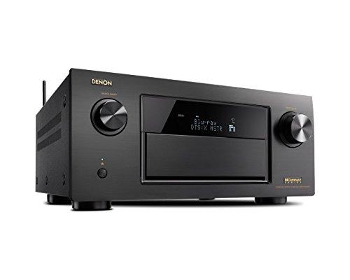 Denon AVR-X7200WA 9.2 Channel Full 4K Ultra HD AV Receiver with Bluetooth...
