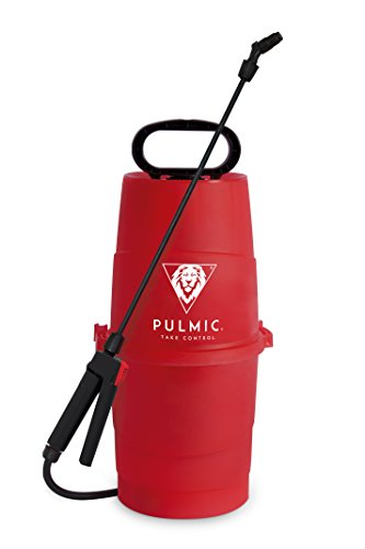 Pulmic Raptor 7 - Pulverizador Hidráulico De Presión Previa Para Aplicación De Insecticidas, Fungicidas Y Herbicidas Pulmic 7316