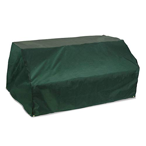 Hamptons Direct Bosmere Housse de Protection en Polyester pour Table de Pique-Nique 8 Places