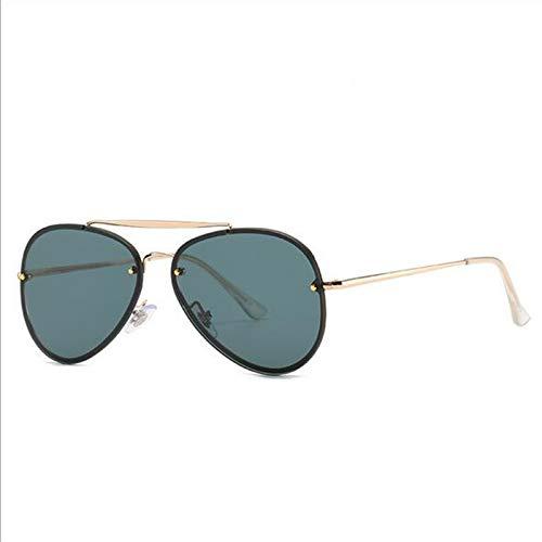 Gafas De Sol De Moda ConduccióN Y ConduccióN Gafas De Sol para Hombres Y Mujeres Gafas De Sol De Aviador,B