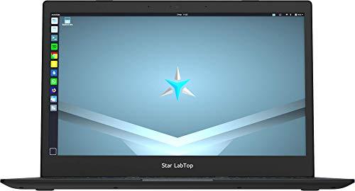 Star LabTop 13-inch Ubuntu Linux Laptop (i7 10th Gen, 1920GB SSD, English (UK) Keyboard)