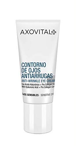 Axovital - Crema para los ojos, paquete de 6 (6 x 15 ml)