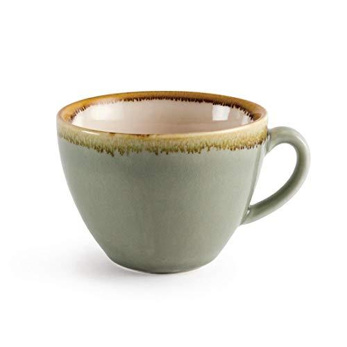 Olympia Four gp478 Tasse à cappuccino, mousse, 230 ml (Lot de 6)