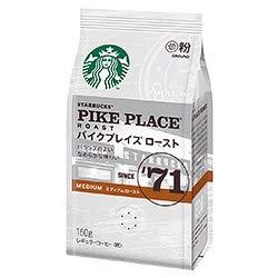 ネスレ日本 スターバックス コーヒー パイクプレイス ロースト 160g×12袋入×(2ケース)