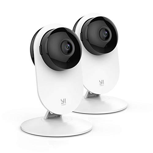 YI Home Camera 1080p YIHOME4689 PREZZO: 46,89 euro al posto di 66,99 euro