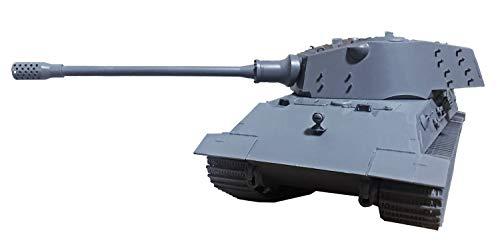 ロケットモデルズ 1/35 フィスト・オブ・ウォーシリーズ ドイツ軍 重戦車 E-75 ティーガーIII 12.8cm戦車砲...