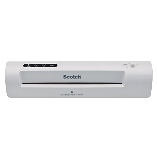Scotch Thermal Laminator, 2 Roller System for a Professional Finish, Laminate up to 9' Wide...