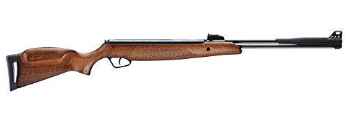 Stoeger Hardwood Monte Carlo- Style Stock with Fiber-Optic Sights.22 Cal./1000 FPS