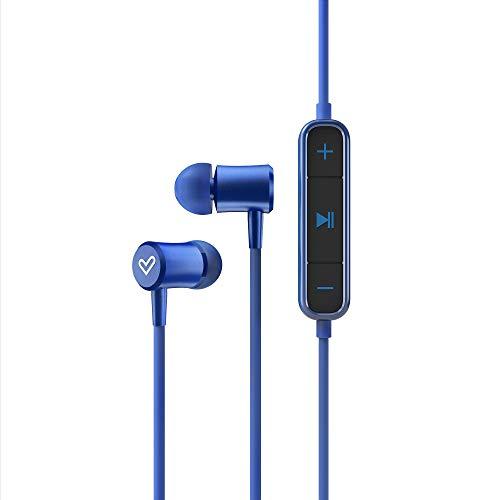 Energy Sistem Earphones BT Urban 2 Blue (Auriculares inalambricos, Bluetooth, Magnetic Switch, In-Ear, Control Talk) Azul