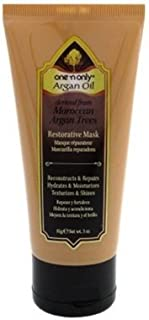 One N Only Argan Oil Restorative Mask 3oz (2 Pack)