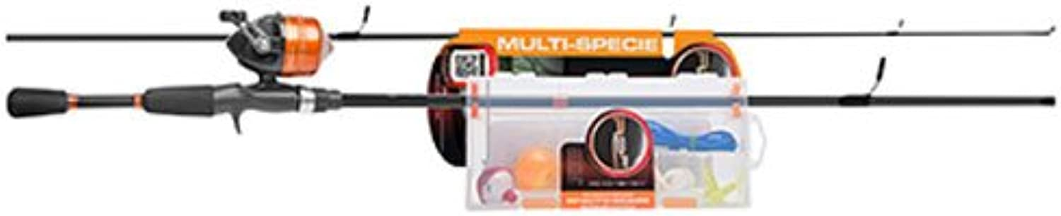 Ready 2 Fish All Species Spincast Combo with Kit
