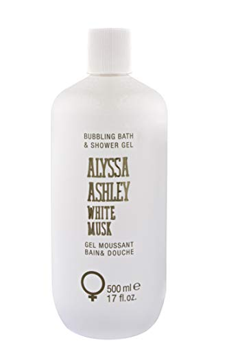 Alyssa Ashley White Musk femme / woman, Duschgel, 500 ml