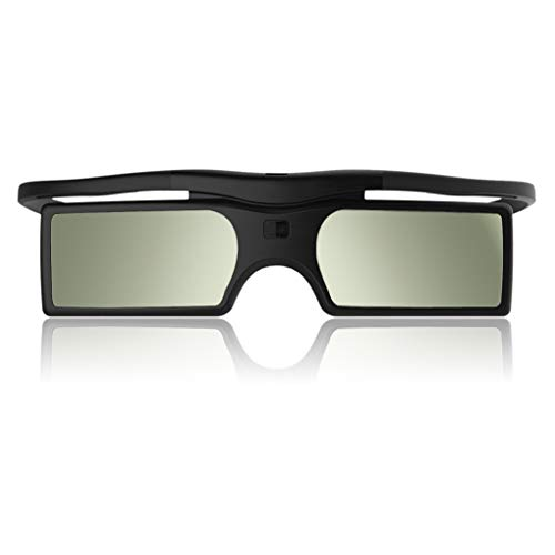 3D Viewing Glasses, Active 3D Glasses SSG-5100GB TDG-Bt500a/400 Univers Suitable for Samsung Sony Panasonic KD-55X8505C 3D TV And Epson Projecto