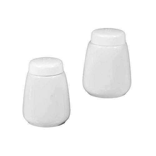 Seltmann Rondo/Liane set zout en peper, wit, 1-delig