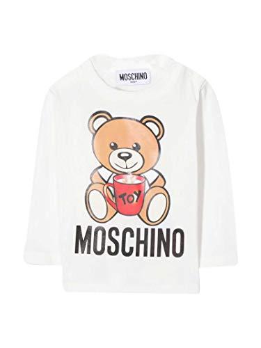 Moschino Bambino MPO000LBA11 Cloud T-Shirt Inverno 2 Anni