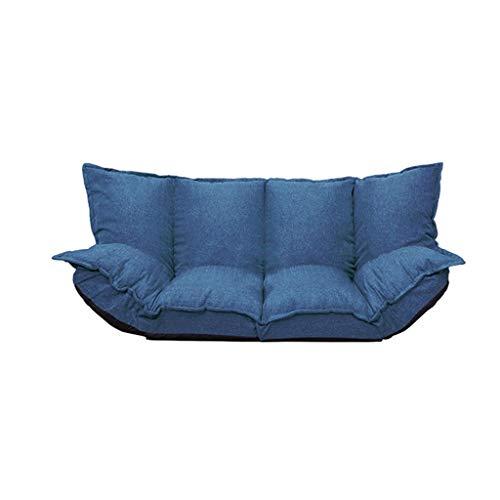 Lazy Sofa Lounge Sofá Silla Dormitorio Tatami Sofá Cama Plegable Multifuncional