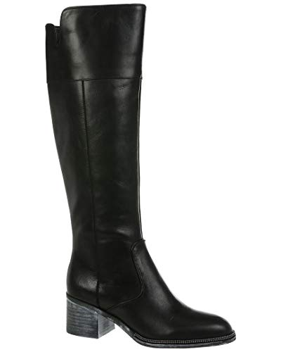 Franco Sarto Lucianna Black Leather Boots-8