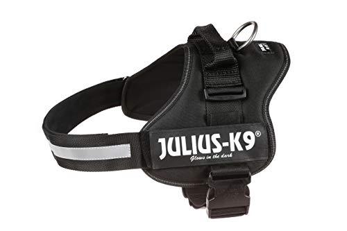 Julius-K9, 162P1, Powerharness, Size: L/1, Black