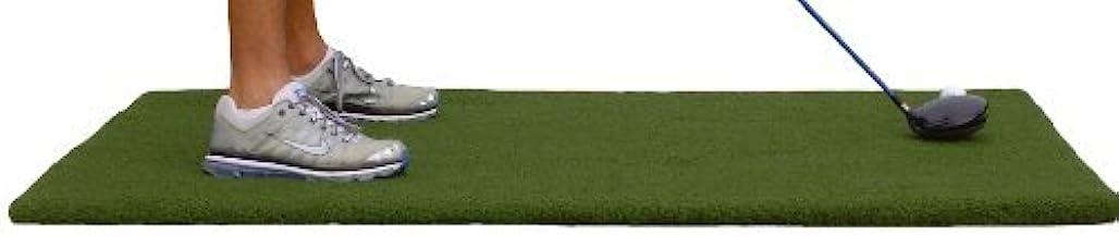 "All Turf Mats 48"" X 60"" XL Super Tee Golf Mat - Holds Any Size Wooden Tee"