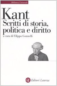 Scritti di storia, politica e diritto